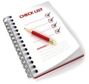 Checklist voor het maken van een eigen website